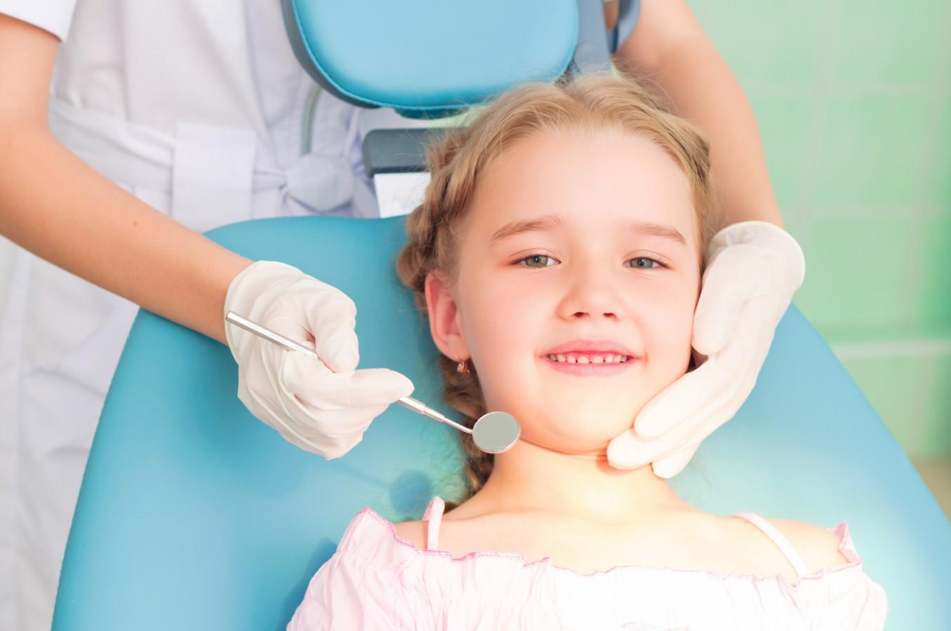 Preventiva in zdravljenje mlečnih zobkov